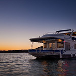"Dreamcatcher Houseboat Shoot : Lake Travis Houseboat, the ""Dreamcatcher"""